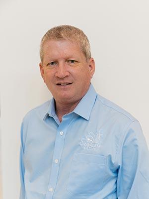 Director of Maintenance James Corns