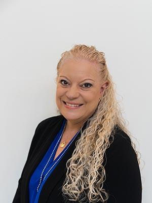 Executive Director Sandra LeBeau-Davis